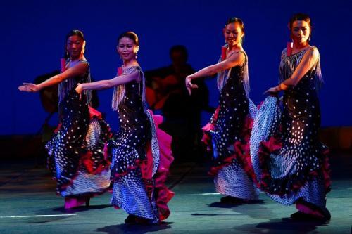 ©小松原庸子スペイン舞踊団