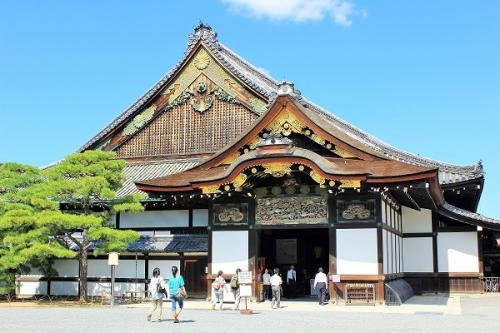 京都・二条城