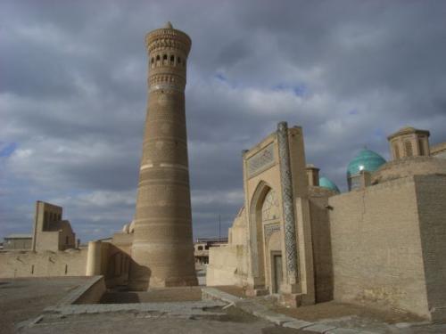ウズベキスタンのブハラ