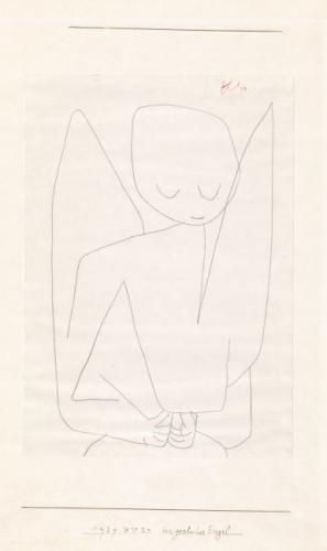 「忘れっぽい天使」1939年