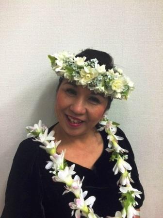 Moana Lino 洋子講師