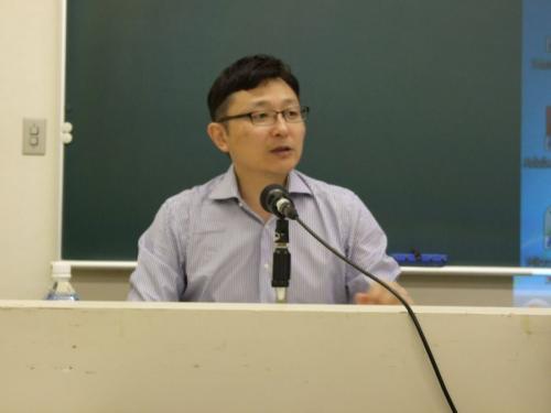 加藤聖文講師