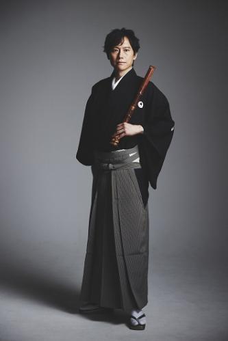 藤原道山さん