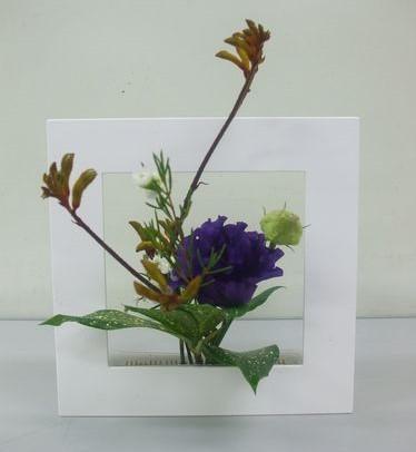 「my 花 frame」余り花でアレンジも✨(^^♪