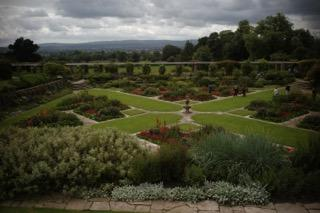 Hestercombe Gardens(ジークルの庭が現存する)