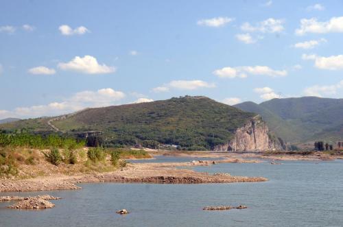 燕州城(高句麗の白巖城)