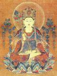 法相曼荼羅(部分 興福寺蔵)