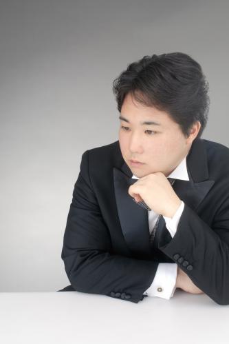 ピアニスト:田中英明さん