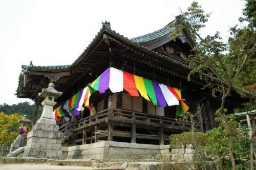比叡山無動谷寺明王院
