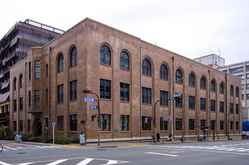 京都中央電話局・新風館