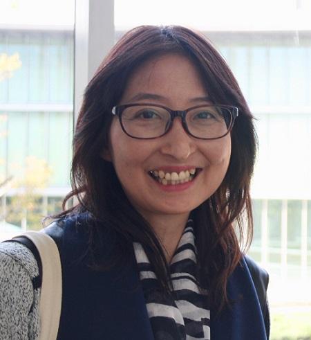 上村純子講師