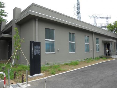 現在の登戸研究所資料館