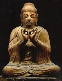大阪 孝恩寺 弥勒菩薩坐像