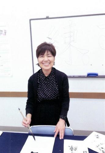 加藤毬夢講師