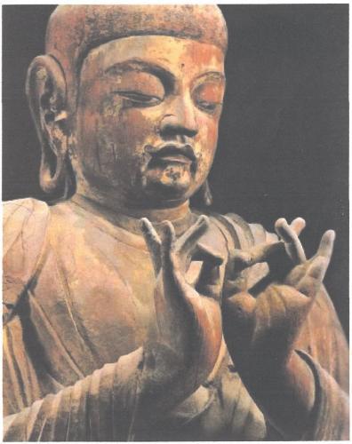 孝恩寺 弥勒仏坐像(大阪)