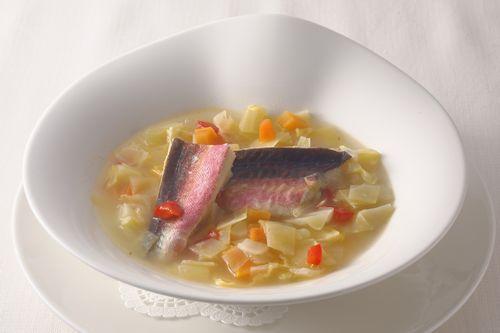 ショパン風 魚のポトフ
