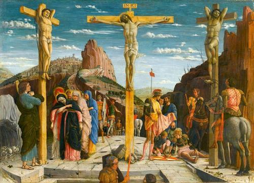 受難曲(キリストの磔刑)