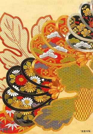 日本刺繍イメージ