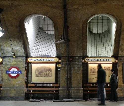 ベイカーストリート駅(ロンドン)