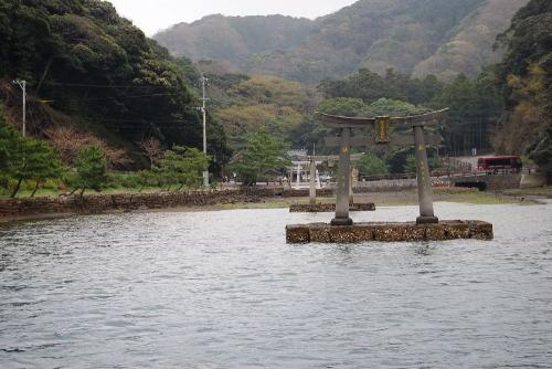 和多都美(わたつみ)神社:対馬市豊玉町