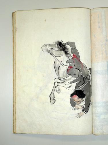 文久仕置絵(佐久間象山の暗殺)