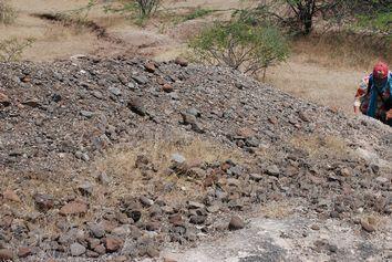 モレガオン遺跡(前期旧石器時代)