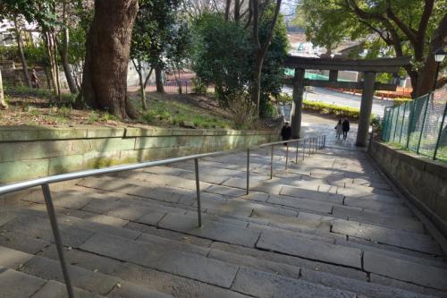 上野東照宮池之端参道