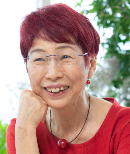 上野 千鶴子さん