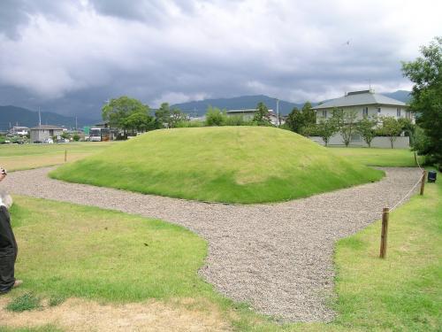 福岡県糸島市 平原1号墓