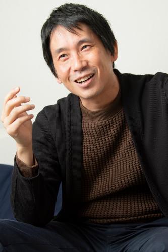 東畑 開人さん ©朝日新聞社