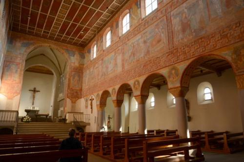 ライヘナウのザンクト・ゲオルグ教会