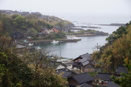 福浦(ふくら)港(石川県羽咋郡志賀町)