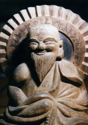 自身像新潟県大安寺