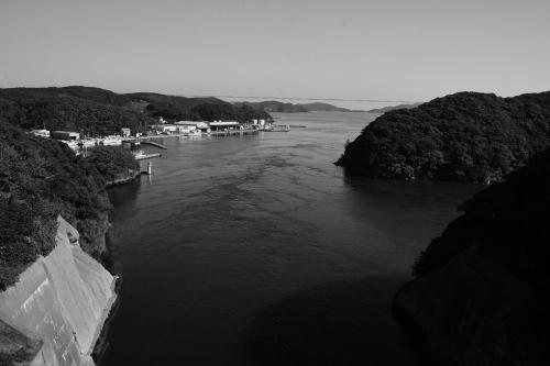 対馬の浅茅湾